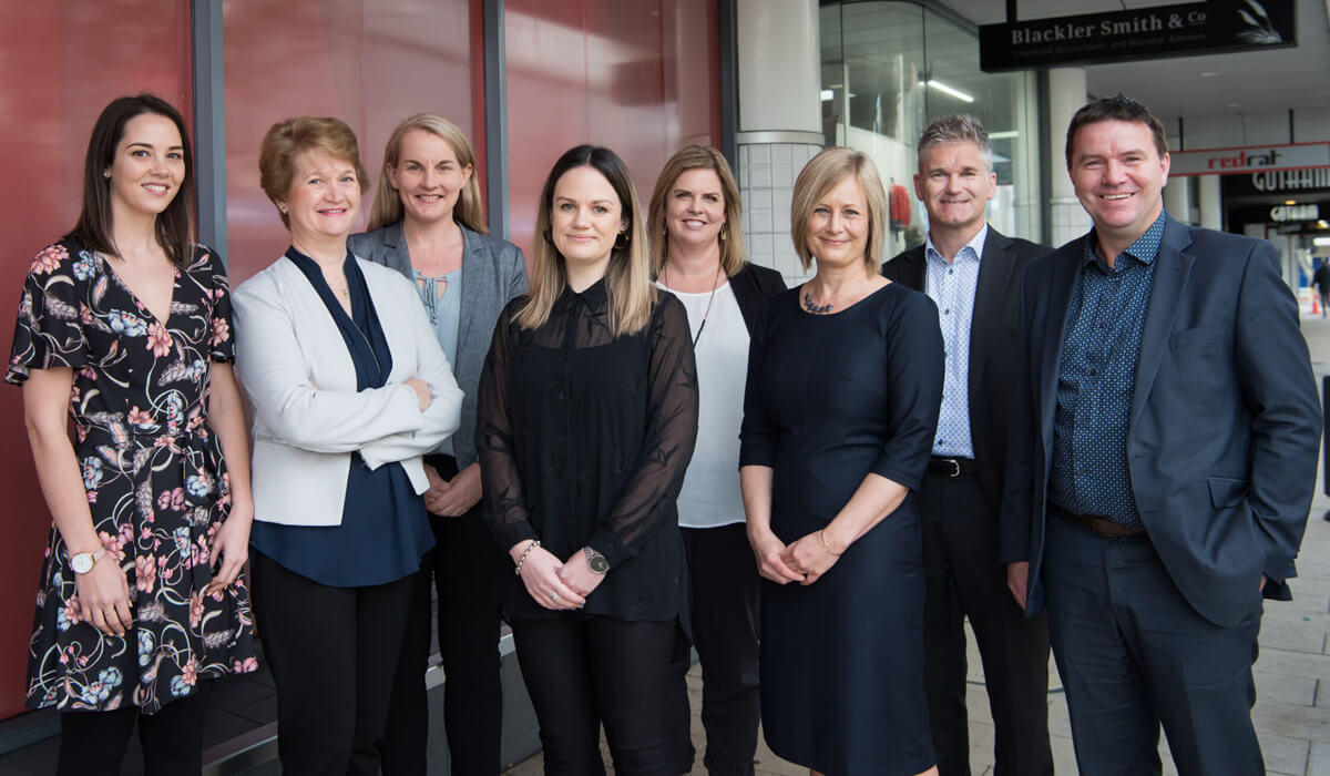 Blackler Smith Accounting team